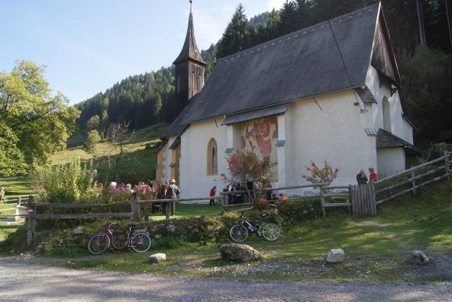 Kirche Siebenbrünn